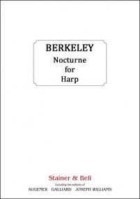 Berkeley: Nocturne for Harp published by Stainer and Bell