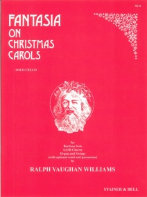 Vaughan-Williams: Fantasia on Christmas Carols published by Stainer and Bell - Solo Cello Part