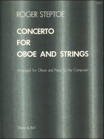 Steptoe: Concerto for Oboe published by Stainer & Bell