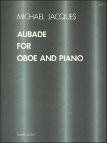 Jacques: Aubade for Oboe published by Stainer & Bell