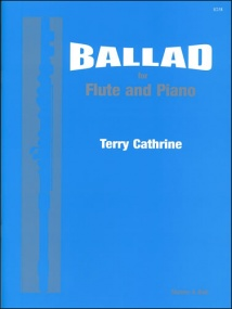 Cathrine: Ballad for Flute published by Stainer & Bell