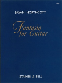 Northcott: Fantasia for Guitar published by Stainer & Bell