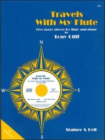 Cliff: Travels with My Flute Book & CD published by Stainer & Bell