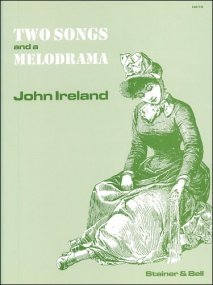 Ireland: Two Songs and a Melodrama for Medium Voice published by Stainer & Bell