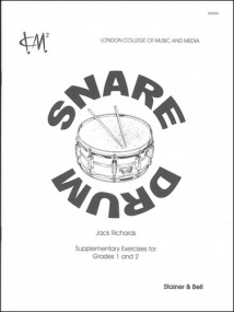 LCM Percussion Syllabus: Snare Drum Grades 1 & 2 (Supplementary Exercises)