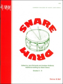 LCM Percussion Syllabus: Snare Drum Grades 5 to 8