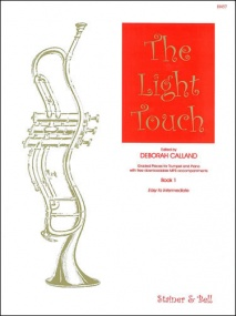The Light Touch Book 1 for Trumpet published by Stainer & Bell