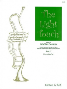 The Light Touch Book 2 for Trumpet published by Stainer & Bell