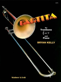 Kelly: Partita for Trombone published by Stainer & Bell