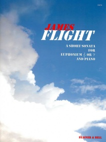 Flight: A Short Sonata for Euphonium published by Stainer & Bell