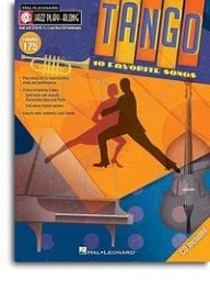 Jazz Play-Along Volume 175: Tango published by Hal Leonard