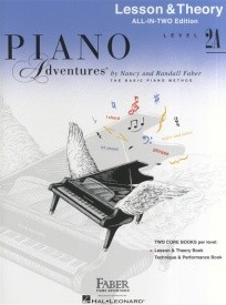 Piano Adventures: Lesson And Theory Book - Level 2A (Book Only)