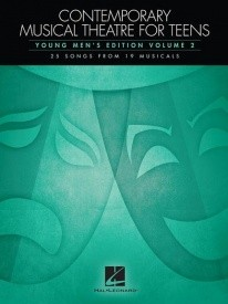 Contemporary Musical Theatre For Teens - Young Men's Edition Volume 2 published by Hal Leonard