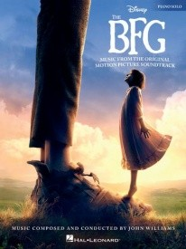 The BFG: Music From The Original Motion Picture Soundtrack published by Hal Leonard