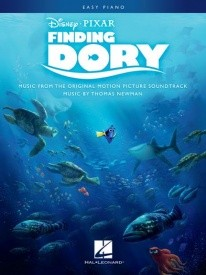 Finding Dory: Music From The Motion Picture Soundtrack for Piano Easy Solo
