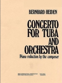 Heiden : Concerto for Tuba published by Peermusic
