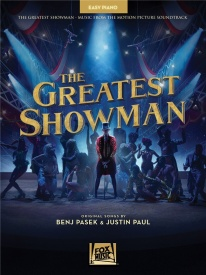 The Greatest Showman: Easy Piano published by Hal Leonard