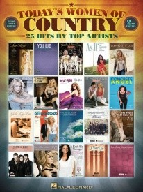 Today's Women Of Country - 2nd Edition published by Hal Leonard