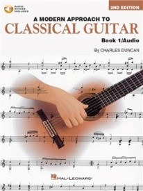 A Modern Approach To Classical Guitar 1 (Book/Online Audio) published by Hal Leonard