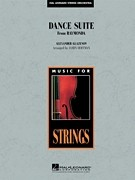 Dance Suite (from Raymonda) for String Orchestra published by Hal Leonard - Set (Score & Parts)
