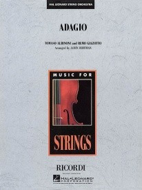 Adagio for Orchestra published by Hal Leonard - Set (Score & Parts)
