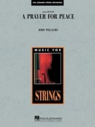 A Prayer for Peace (Avner's Theme from Munich) for String Orchestra published by Hal Leonard - Set (Score & Parts)