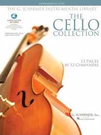 The Cello Collection - Intermediate Book & Audio Download published by Schirmer