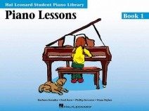 Hal Leonard Student Piano Library: Lessons Book 1