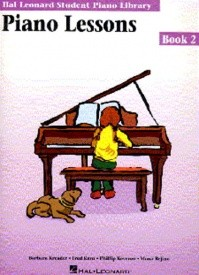 Hal Leonard Student Piano Library: Lessons Book 2