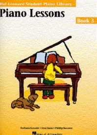 Hal Leonard Student Piano Library: Lessons Book 3