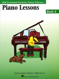 Hal Leonard Student Piano Library: Lessons Book 4