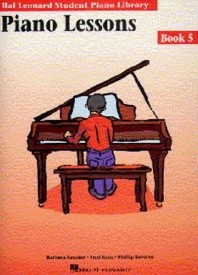 Hal Leonard Student Piano Library: Lessons Book 5