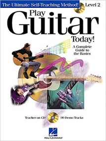 Play Guitar Today Level 2 (Book & CD) published by Hal Leonard