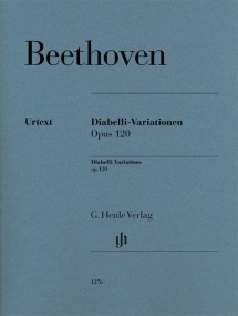 Beethoven: Diabelli Variations Opus 120 for Piano published by Henle