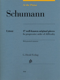 At The Piano - Schumann published by Henle