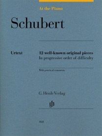 At The Piano - Schubert published by Henle