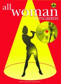 All Woman Songbirds Book & CD published by IMP