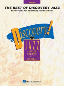 Best Of Discovery Jazz - Drums published by Hal Leonard