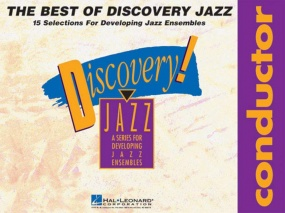 Best Of Discovery Jazz - Conductor published by Hal Leonard
