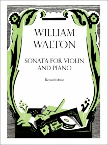 Walton: Sonata for Violin published by OUP