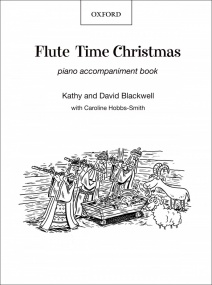 Flute Time Christmas Piano Accompaniment published by OUP