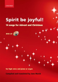 Spirit Be Joyful! Book & CD published by OUP