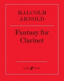 Fantasy by Arnold for Clarinet published by Faber