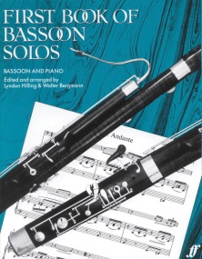 First Book of Bassoon Solos published by Faber