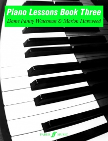 Piano Lessons Book 3 published by Faber