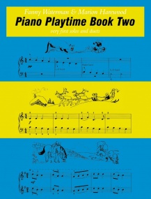 Piano Playtime Book 2 published by Faber