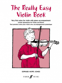 Really Easy Violin published by Faber