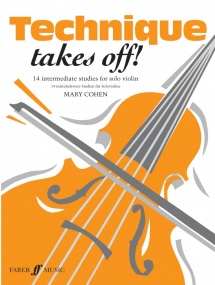 Cohen: Technique Takes Off for Violin published by Faber