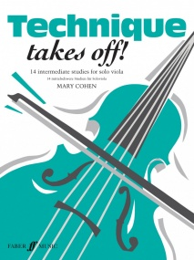 Cohen: Technique Takes Off for Viola published by Faber
