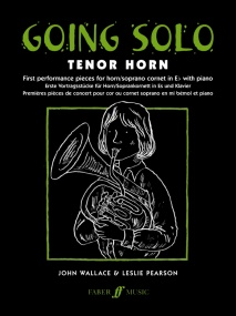 Going Solo for Tenor Horn published by Faber